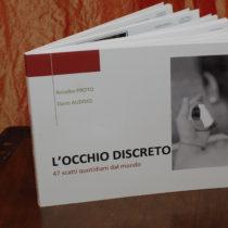 """Libro """"L'occhio discreto"""""""