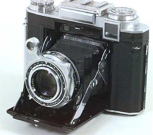 Apparecchi Medio Formato vintage