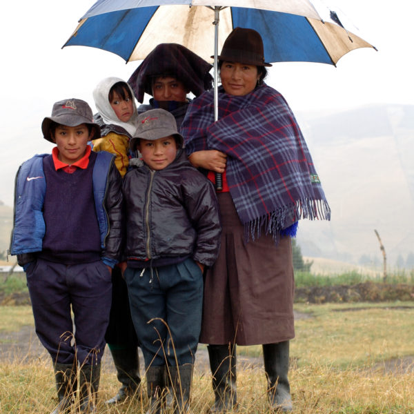 Ecuador, volontariato a Salinas de Guaranda