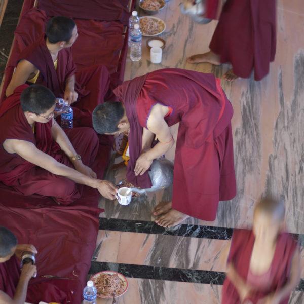 PhotoGallery Gaden Jangtse Monastic College