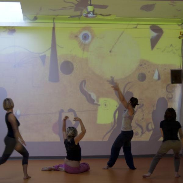 Laboratorio di Danzaterapia metodo Fux (conduct Simona Dato, Torino)